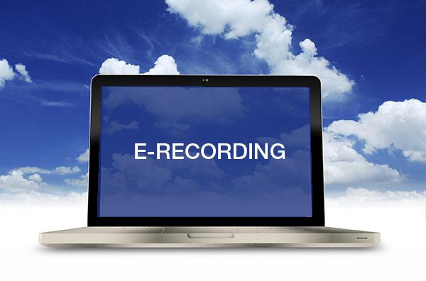 e-recording, title insurance