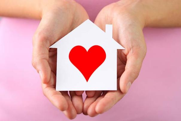 love and real estate